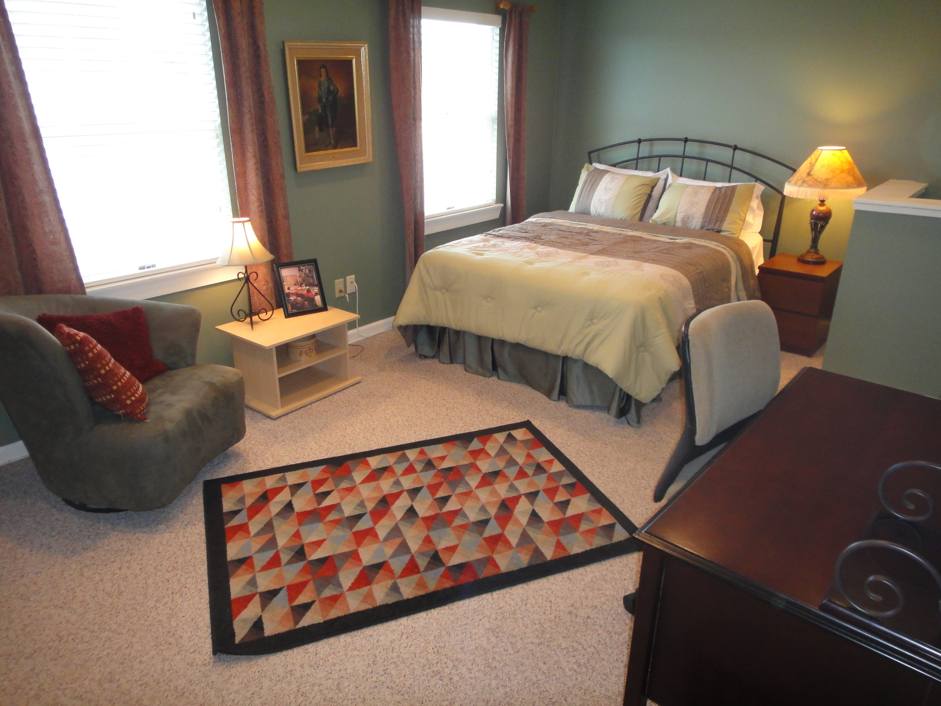 Furnished apartment in Hershey PA