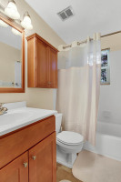 Executive housing apartment bathroom in Wilkes-Barre PA