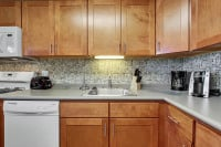 Executive housing kitchen in Wilkes-Barre PA