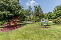 Short term apartment complex in Williamsport with playground