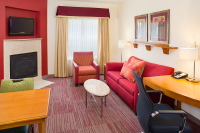 Contemporary Short Term Housing two bedroom serviced apartments at Residence Inn Harrisburg