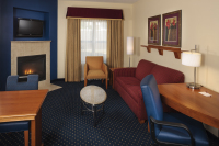 Contemporary Short Term Housing Residence Inn One Bedroom Suites