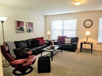 Furnished corporate apartment near Camp Hill, Short term furnished housing in Mechanicsburg, Corporate housing near Harrisburg