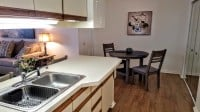 Two bedroom two bath furnished corporate condominium near Harrisburg PA