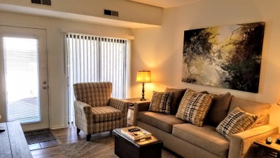 Furnished condominium apartment in Mechanicsburg